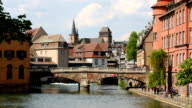 Petite France in Strasbourg, Time Lapse video