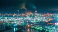 Petrochemical plant video