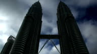 Petrona Towers Time-lapse video