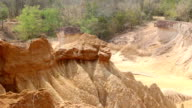 Phae Muang Phi, Ghost Canyon, Thailand video