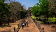 Phanom Rung Historical Park in Buriram Thailand video