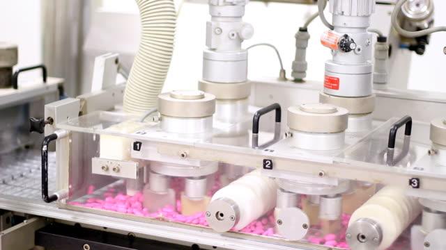 Pharmaceutical Drug Production video
