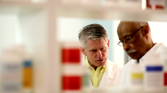 Pharmacist Consulting video