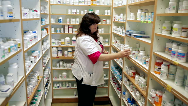 Pharmacy Worker video
