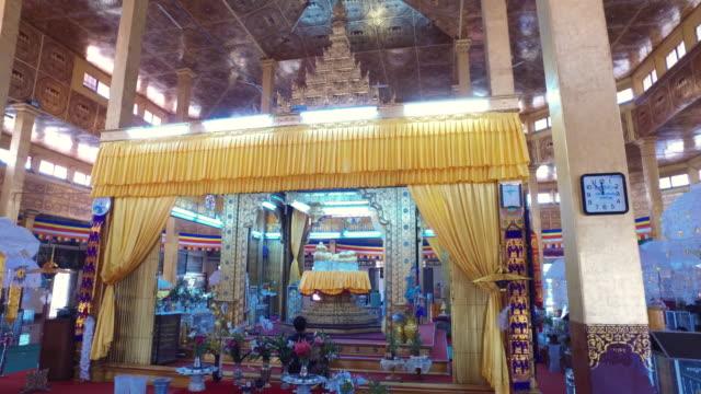 Phaung Daw Oo Pagoda, Inle Lake video