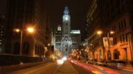 Philadelphia City Hall and Broad Street video
