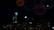 Philadelphia Fireworks Display video