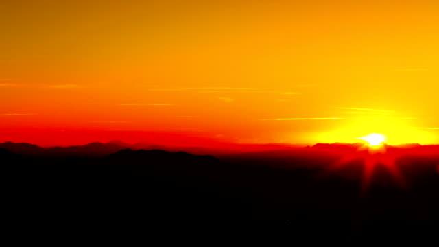 TIME-LAPSE Phoenix Sunset video