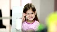 Phone talk video
