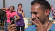 Photobomb Of Selfie Photos video