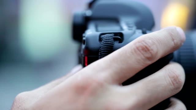Photographer video