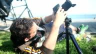 HD: Photographer video