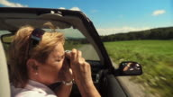 Photographing In A Convertible video