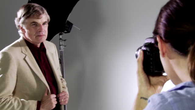 Photography in Studio video