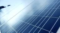 Photovoltaic Panel Array Renewable Energy Video video
