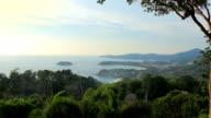 Phuket, Thailand viewpoint video