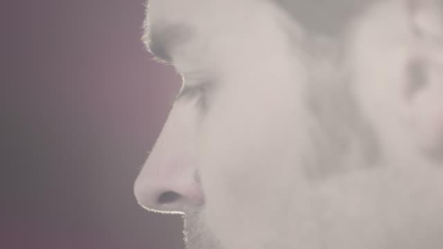 Pianist composing music video