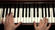 Piano 323 - Playing POV video