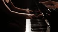 Piano Lady video