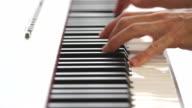 Piano player video