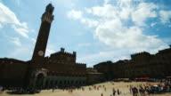 Piazza del Campo, Siena video