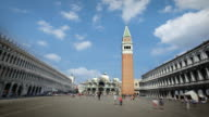 Piazza San Marco, Venice, Italy video
