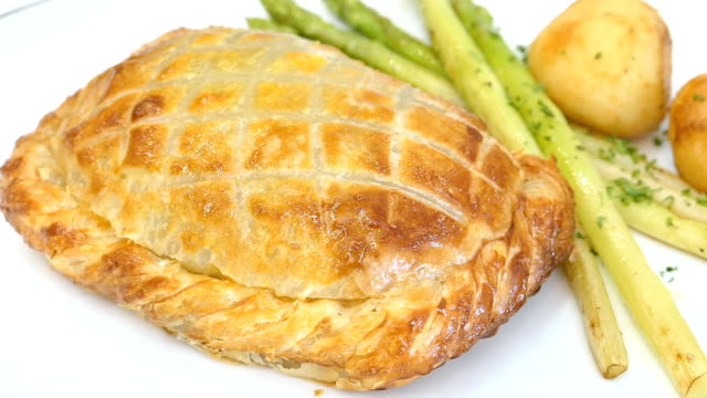 Pie chicken video