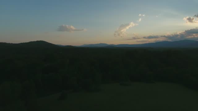 Piedmont Vineyard in June video