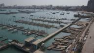 Pier in Pattaya, Thailand video