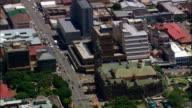 Pietermaritzburg  - Aerial View - KwaZulu-Natal,  uMgungundlovu District Municipality,  The Msunduzi,  South Africa video