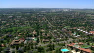 Pietermaritzburg Suburbs  - Aerial View - KwaZulu-Natal,  uMgungundlovu District Municipality,  The Msunduzi,  South Africa video