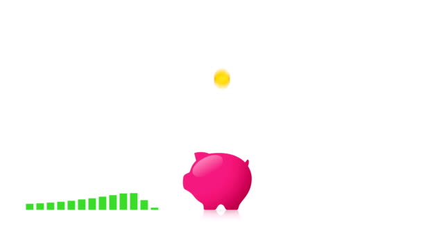 Piggy banks and profits growth video