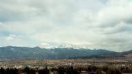 Pikes Peak Colorado Timelapse video