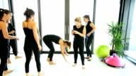 Pilates Class 09/24 video