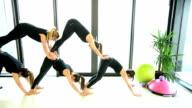 Pilates Class 19/24 video