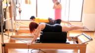 Pilates Class video