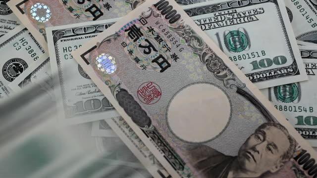pile of hundred dollar bills video