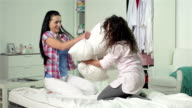 Pillow Fight video