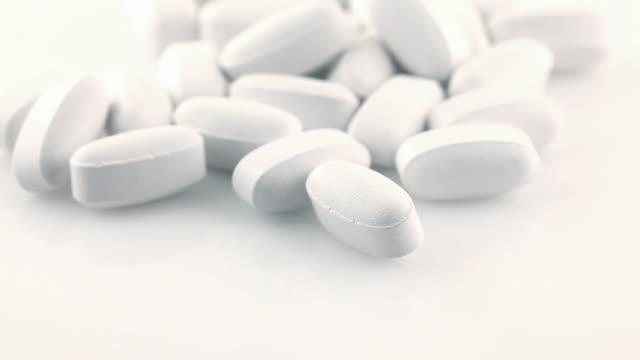 Pills on White video