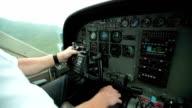 Pilot's dashboard video