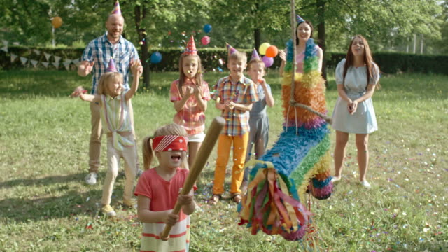 Pinata Party for Kids video