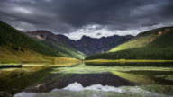 Piney Lake, Colorado in Summer - Time Lapse video