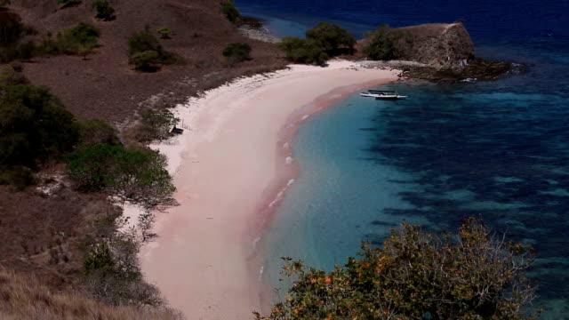 Pink Beach video