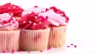 Pink cupcakes video
