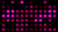 Pink Dots Background Loop video