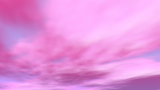 Pink Fluffy Clouds video
