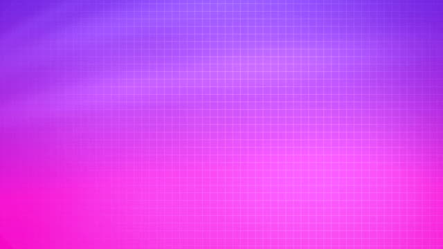 Pink Grid Background (Loopable) video