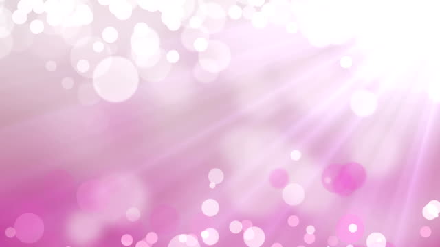 Pink Natural Background (Loopable) video
