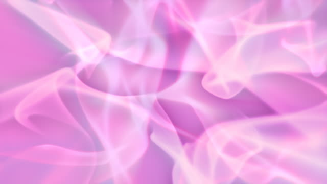 Pink soft slow abstract background loop video