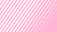 Pink stripes forming on white video